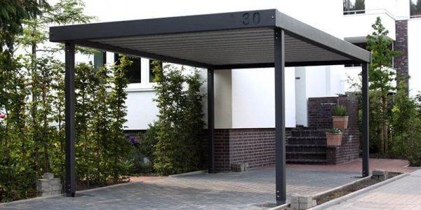 Carport Flat Roof Design
